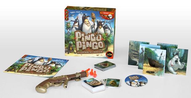 Pingo Pingo - I predatori dell'Ananas d'Oro 2