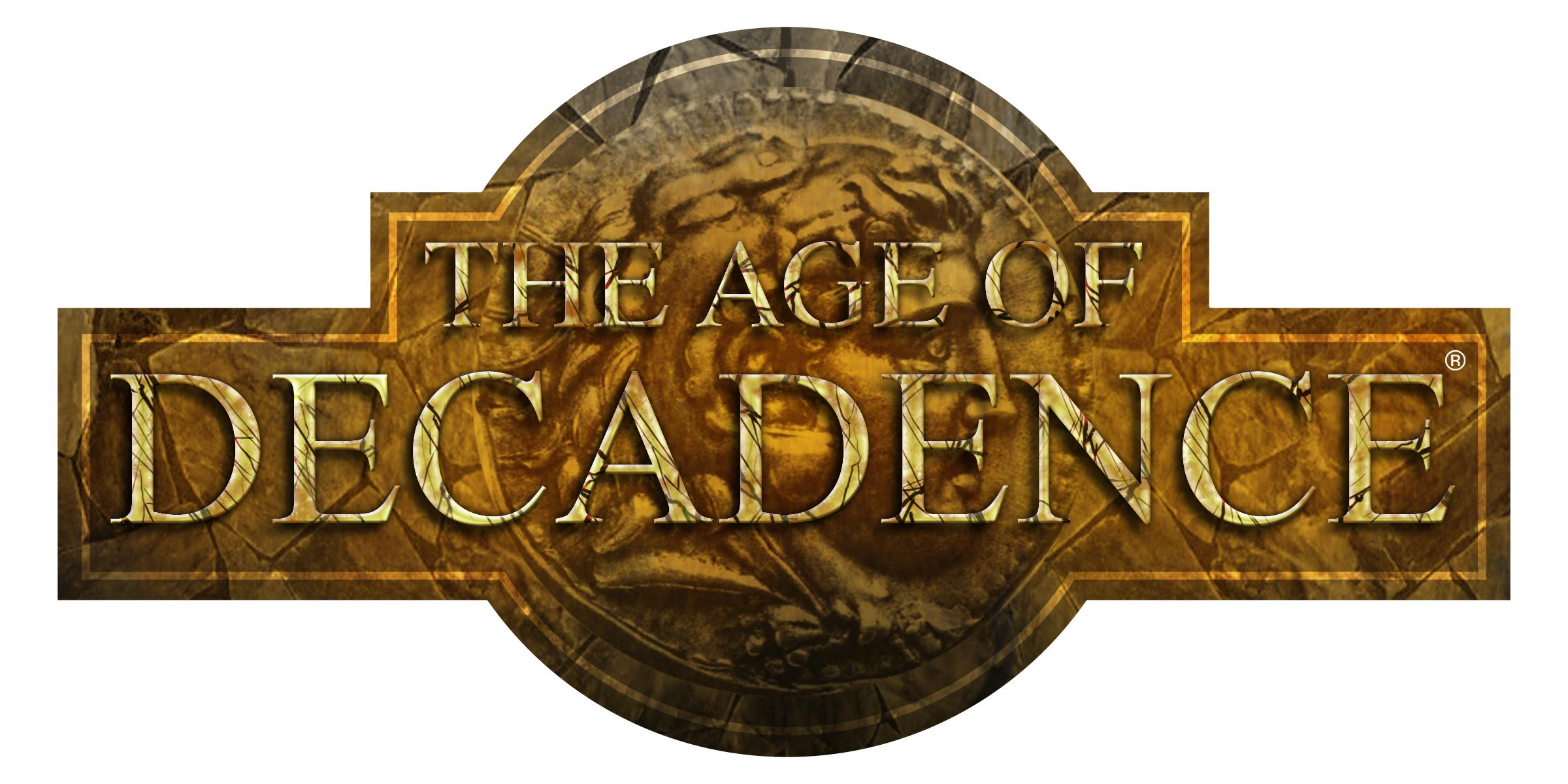 The Age of Decadence – Ave RPG, morituri te salutant!