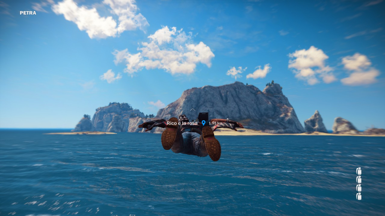 Just Cause 3 Elicottero Per Reportage : Just cause recensione pixel flood