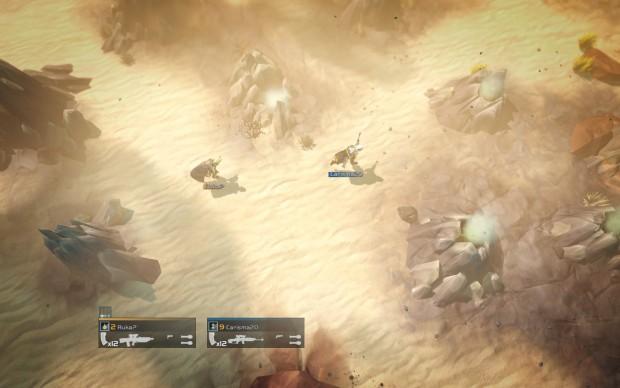 Il gioco presenta una buona varietà di ambienti, anche se sul lungo andare tenderanno a ripetersi.