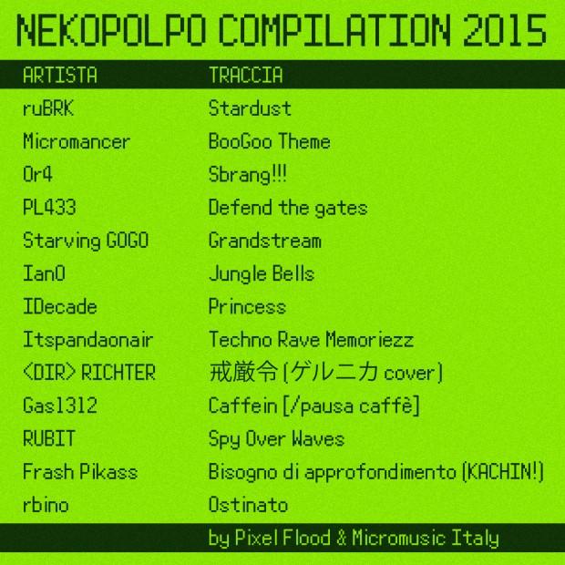 Nekopolpo Compilation 2015 - Retro