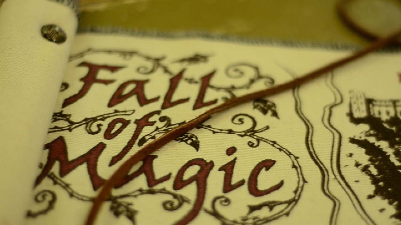 Fall of Magic – L'autunno della magia