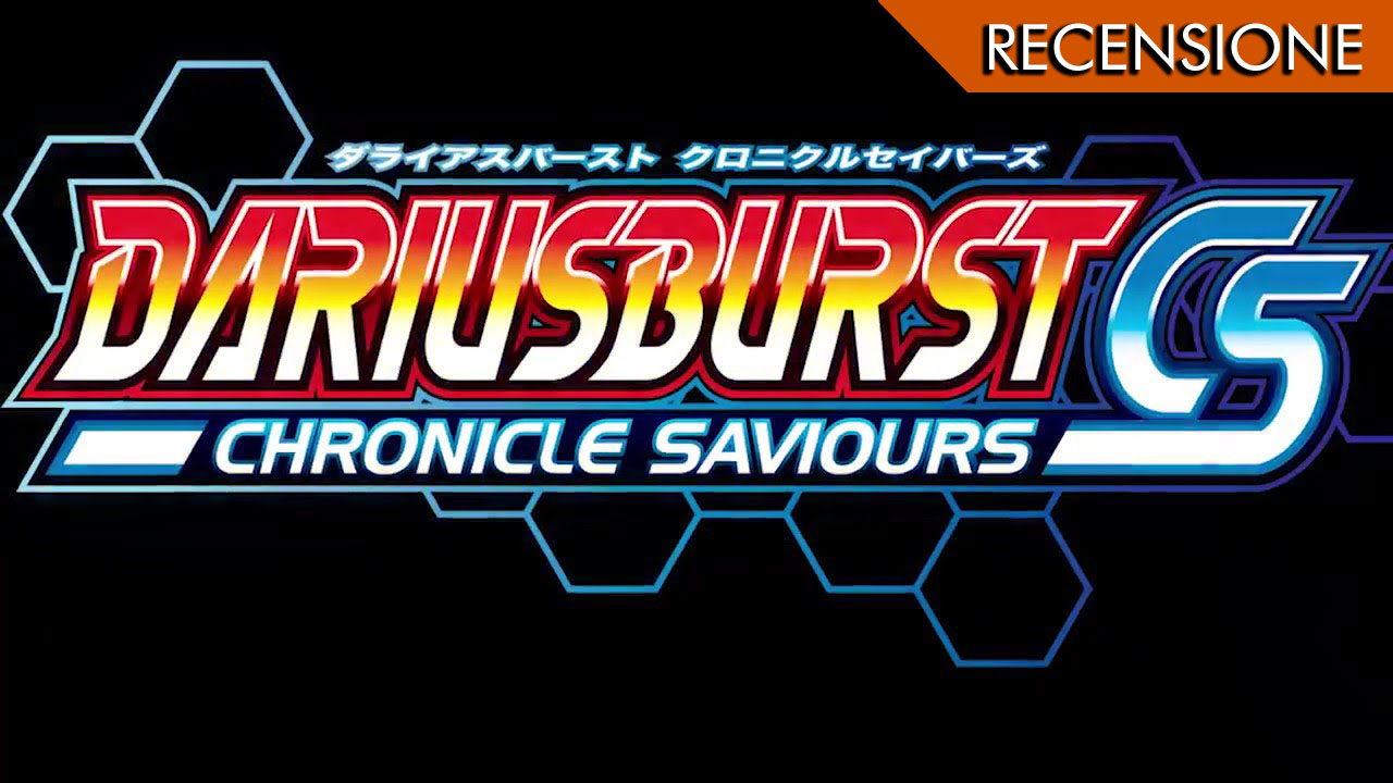 Dariusburst: Chronicle Saviours – Pesce cotto alla brace