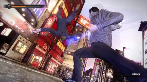 È un uccello? È un aereo? È Superman? No, è l'ennesima vittima di Kazuma.