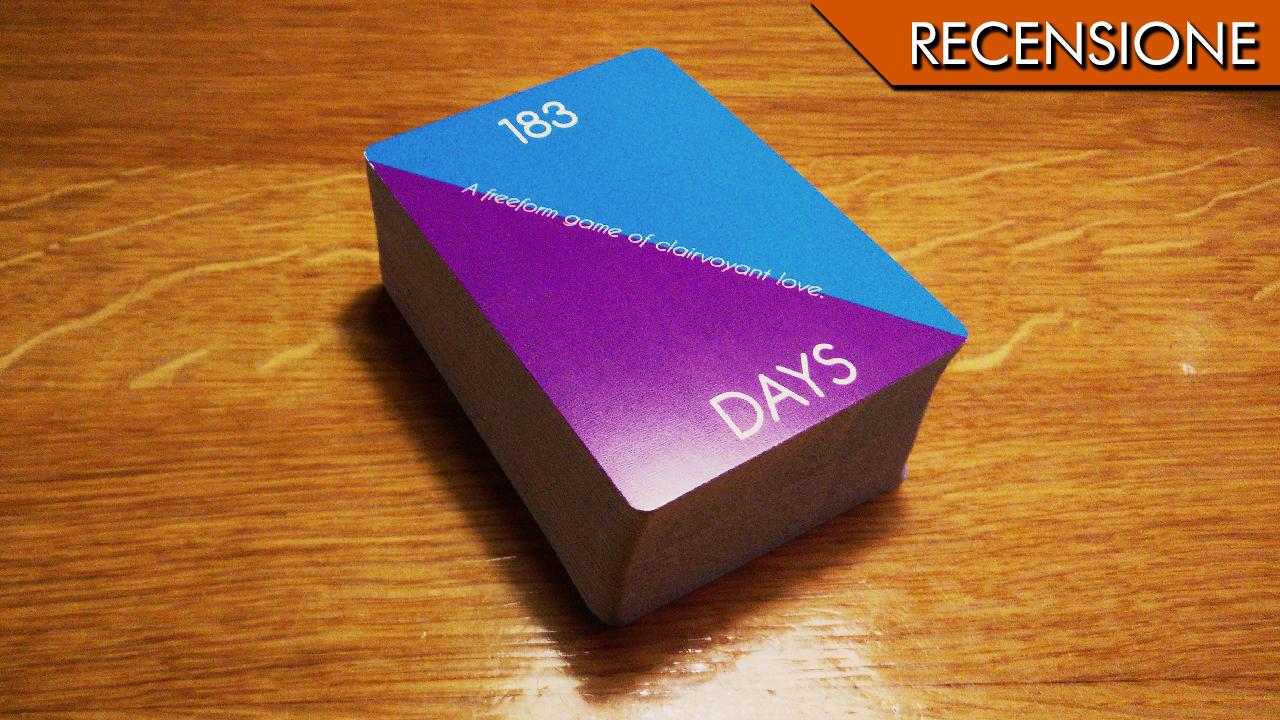 183 Days – L'intimità della chiaroveggenza