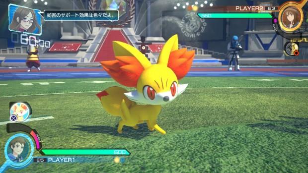 Nel roster dei Pokémon di supporto ce n'è per tutti i gusti, dai danni ai buff per le statistiche.