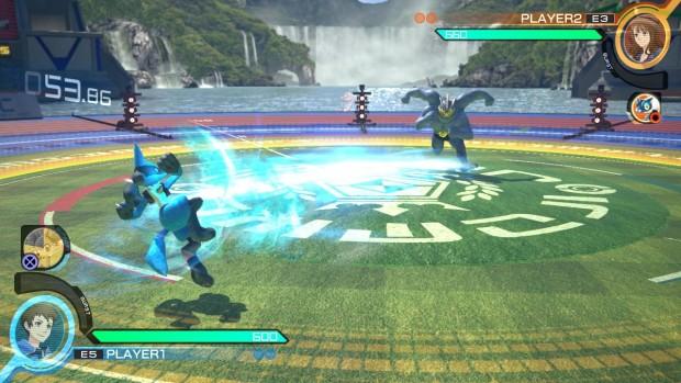 Alcuni Pokémon possono controllare il campo con scariche di proiettili o attacchi ad area.