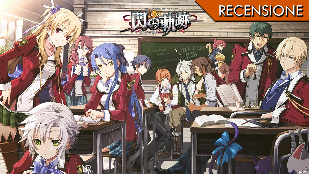 The Legend of Heroes: Trails of Cold Steel – Il freddo acciaio d'Erebonia