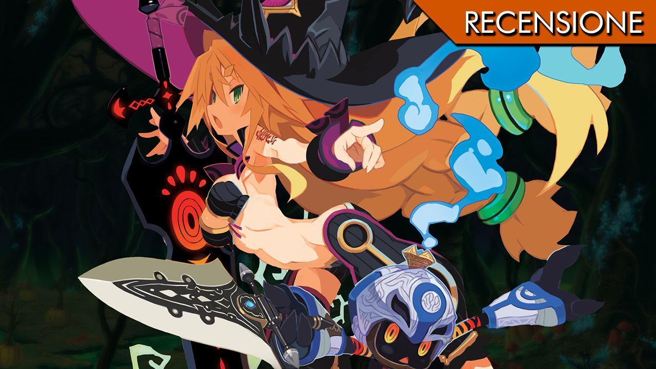 The Witch and the Hundred Knight: Revival Edition – Il bello, il brutto e Metallia