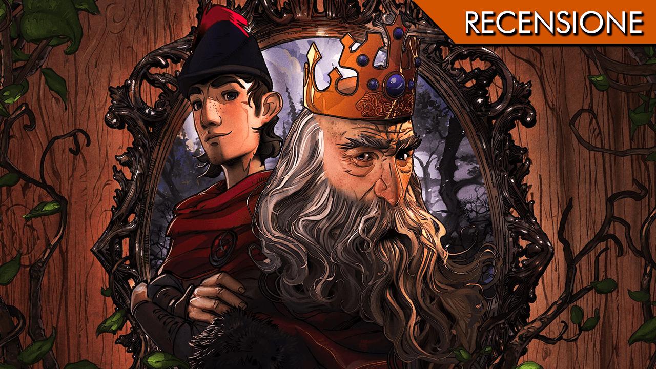 King's Quest Episodi 1 & 2 – Il ritorno del Re