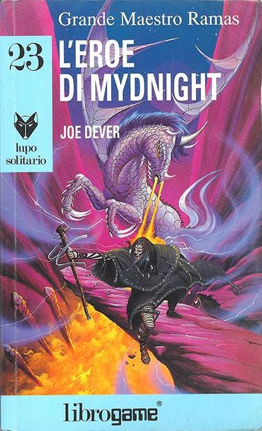 Lupo Solitario 23: L'eroe di Mydnight
