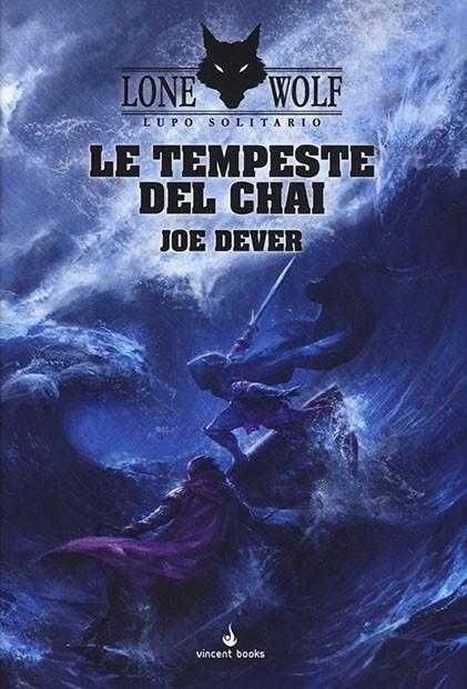 Lupo Solitario 29: Le tempeste del Chai copertina