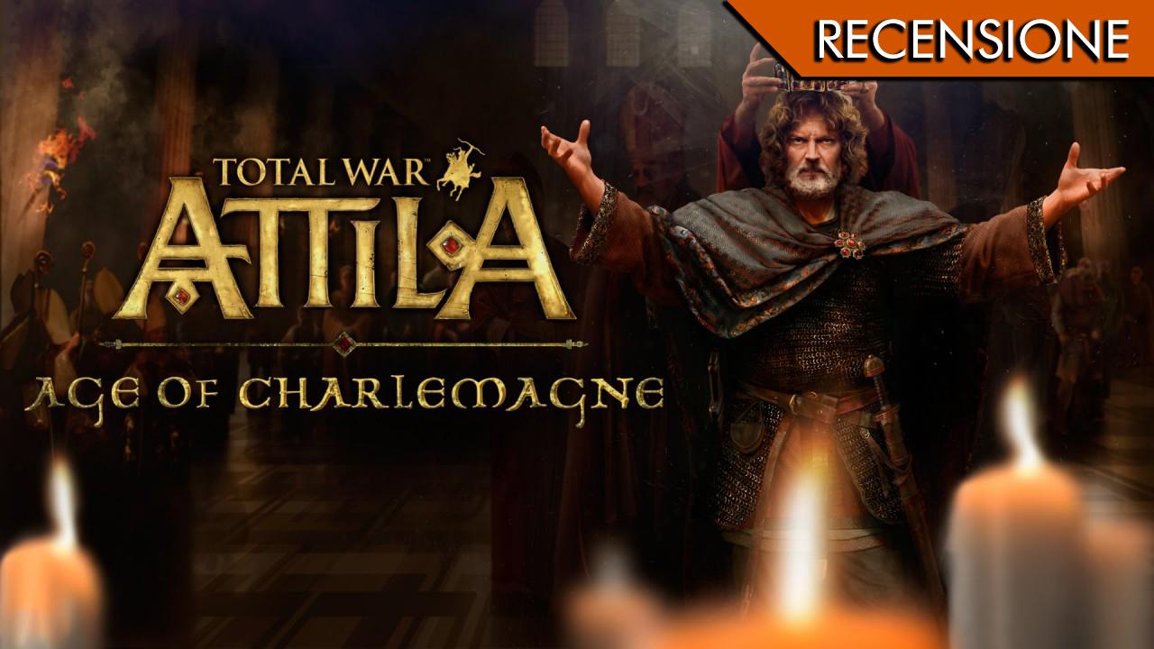 Total War: ATTILA  Age of Charlemagne – AI tempi di Baffomagno
