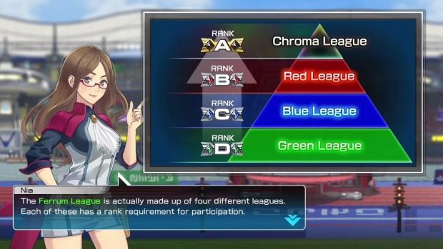 Scalare le Leghe di Ferrum è l'obiettivo principale della campagna single-player.