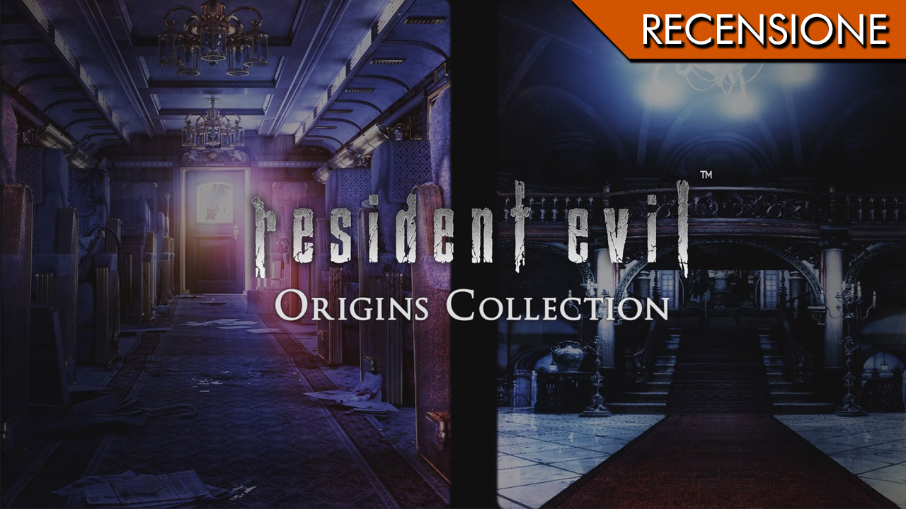 Resident Evil Origins Collection – Il male residente