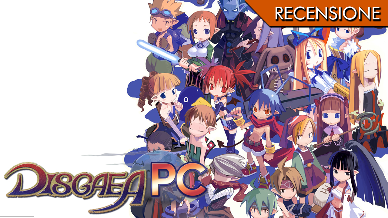 Disgaea PC – Damage cap? Cos'è, si mangia?