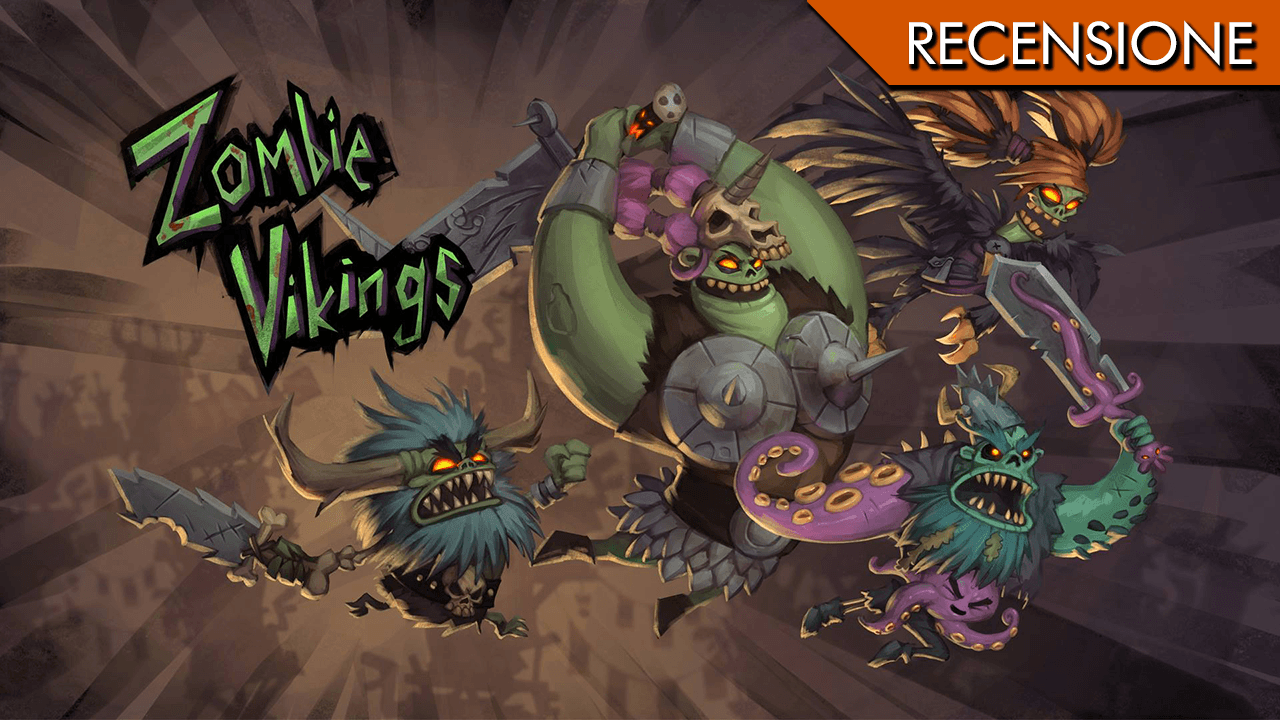 Zombie Vikings – Mazzate senza cervello