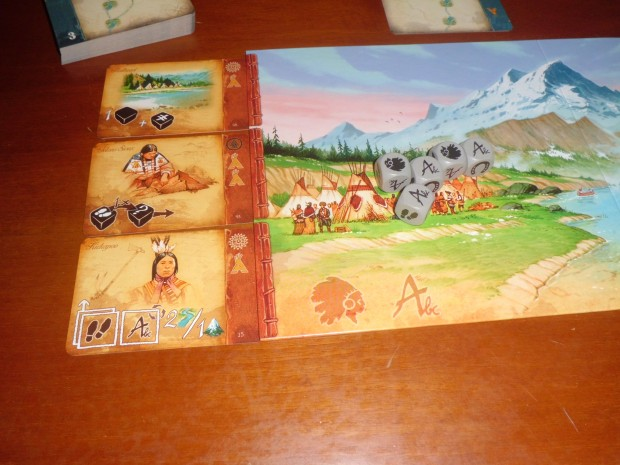 Discoveries: The Journals of Lewis and Clark - Area delle Tribù