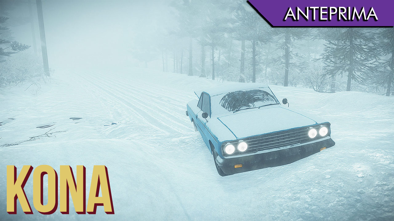 Kona – L'inverno in early access
