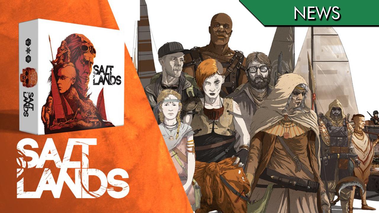 Saltlands Kickstarter