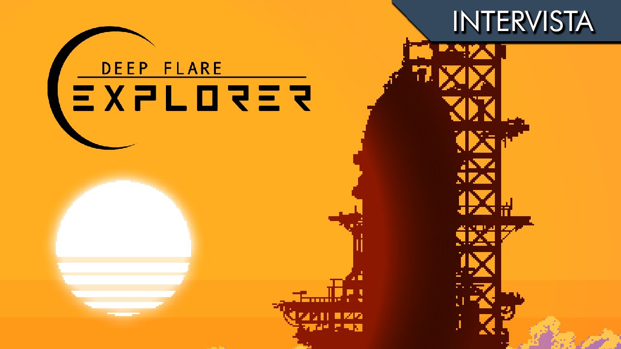 Deep Flare Explorer – Intervista a BTSeven (parte 1)