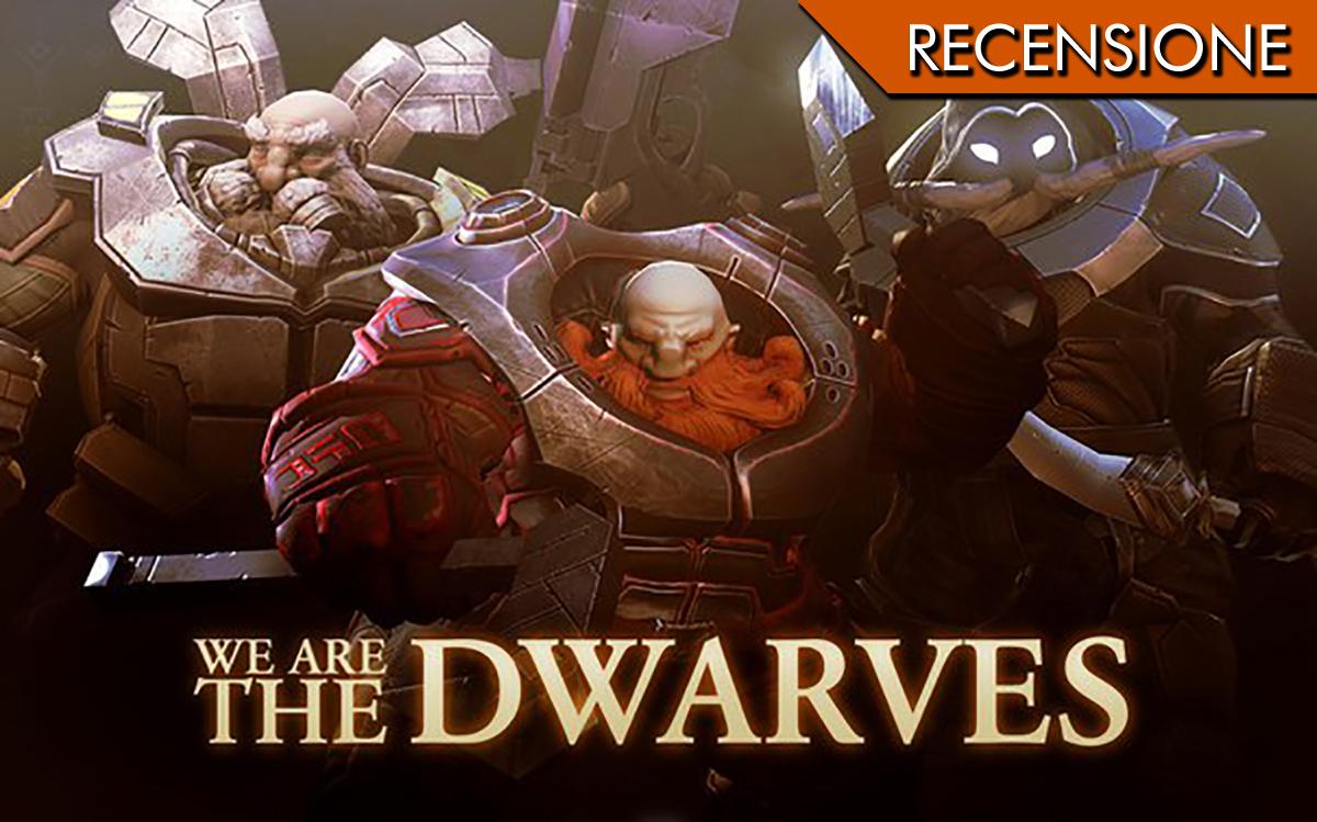 We are the Dwarves – Morte accidentale di un nano