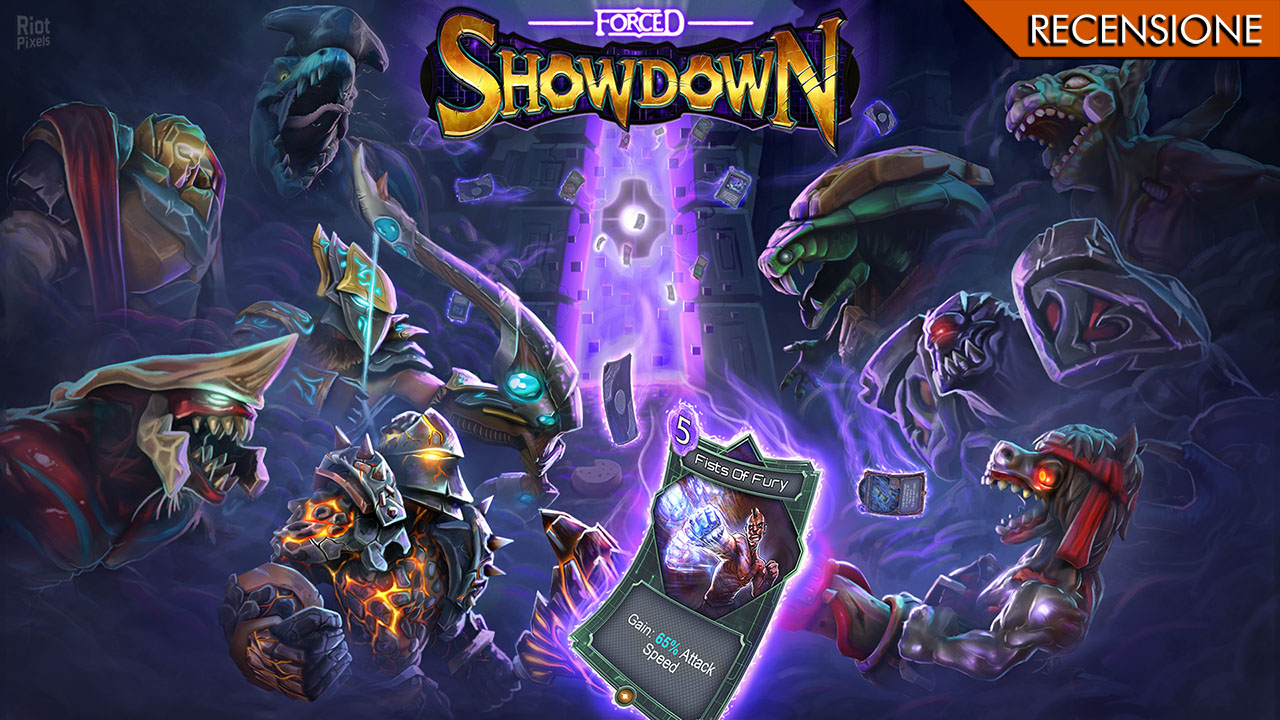 Forced Showdown – Un' arena tira l'altra
