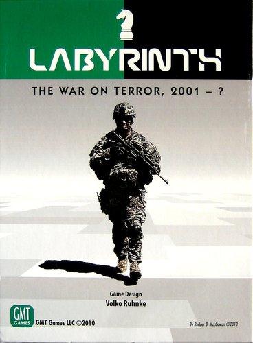 Labyrinth: la guerra al Terrore sul tuo tavolo di casa