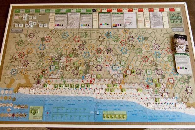 Partita a D-Day at Omaha Beach.