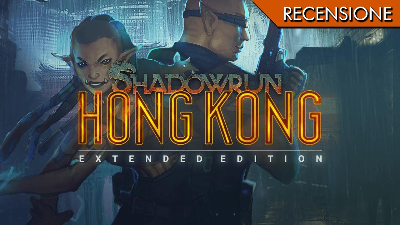 Shadowrun: Hong Kong – Un cecchino, un hacker ed un elfo entrano in un ristorante cinese…