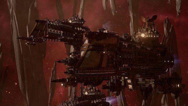 La schermata d'introduzione delle battaglie è molto epica