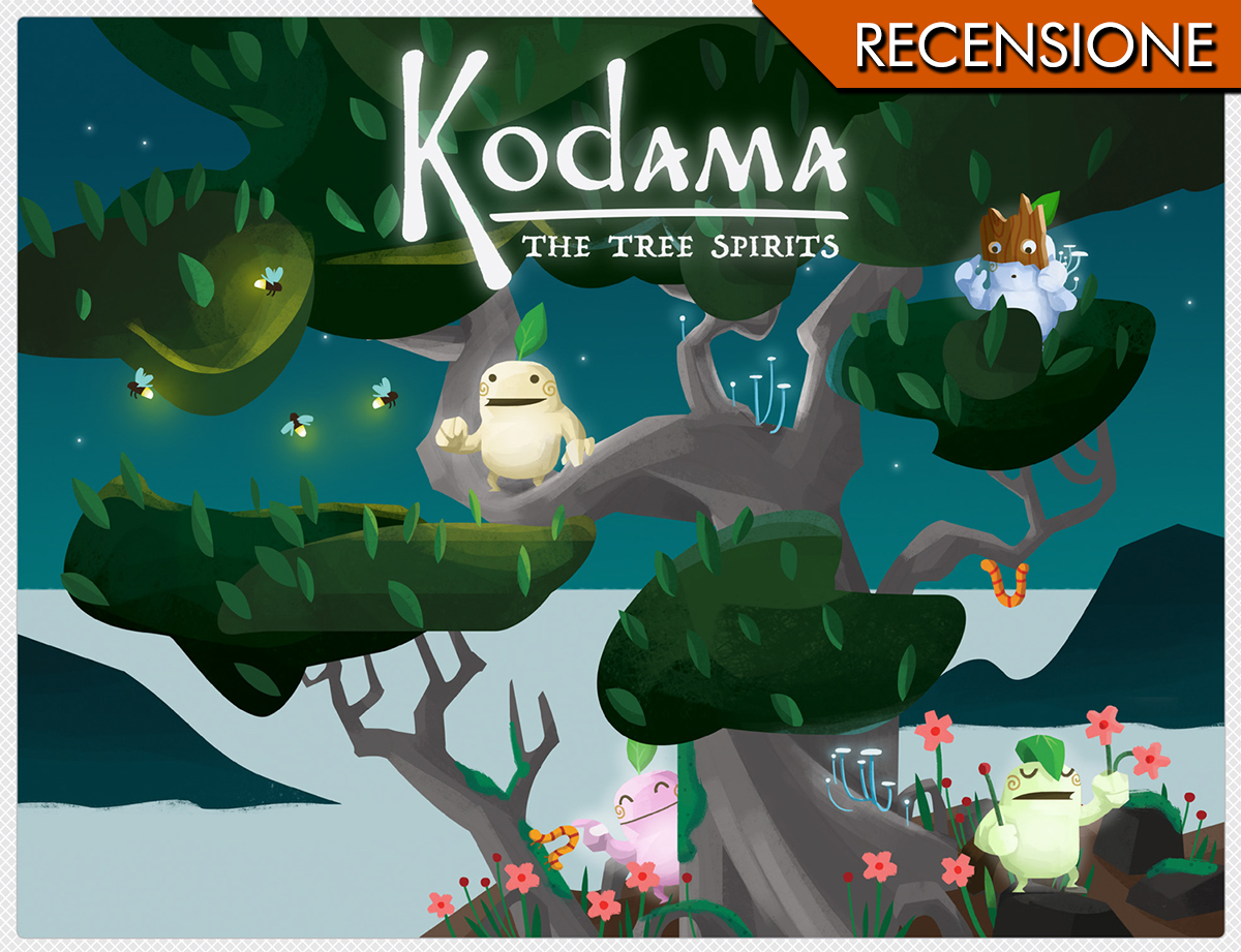 Kodama: The Tree Spirits – Un gioco… zen