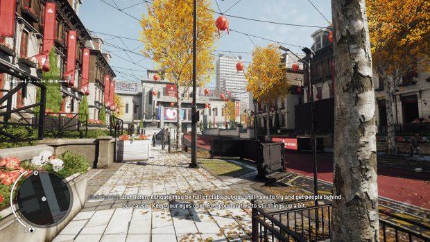 Alcune aree di Philadelphia riescono ad essere almeno esteticamente ben diverse e aiutano a rompere la monotonia.