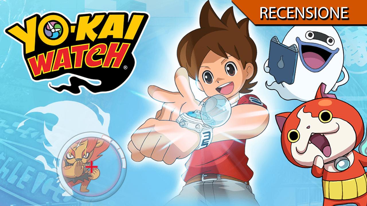 Yo-Kai Watch – Ora di farsi nuovi amici!