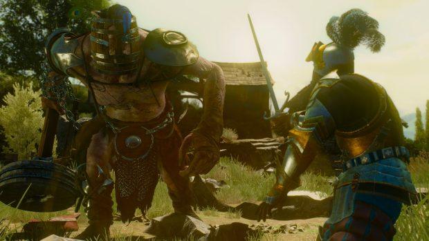 Letteralmente la prima cosa che succede, appena arrivati, è vedere un cavaliere che combatte un gigante vicino ai mulini a vento.