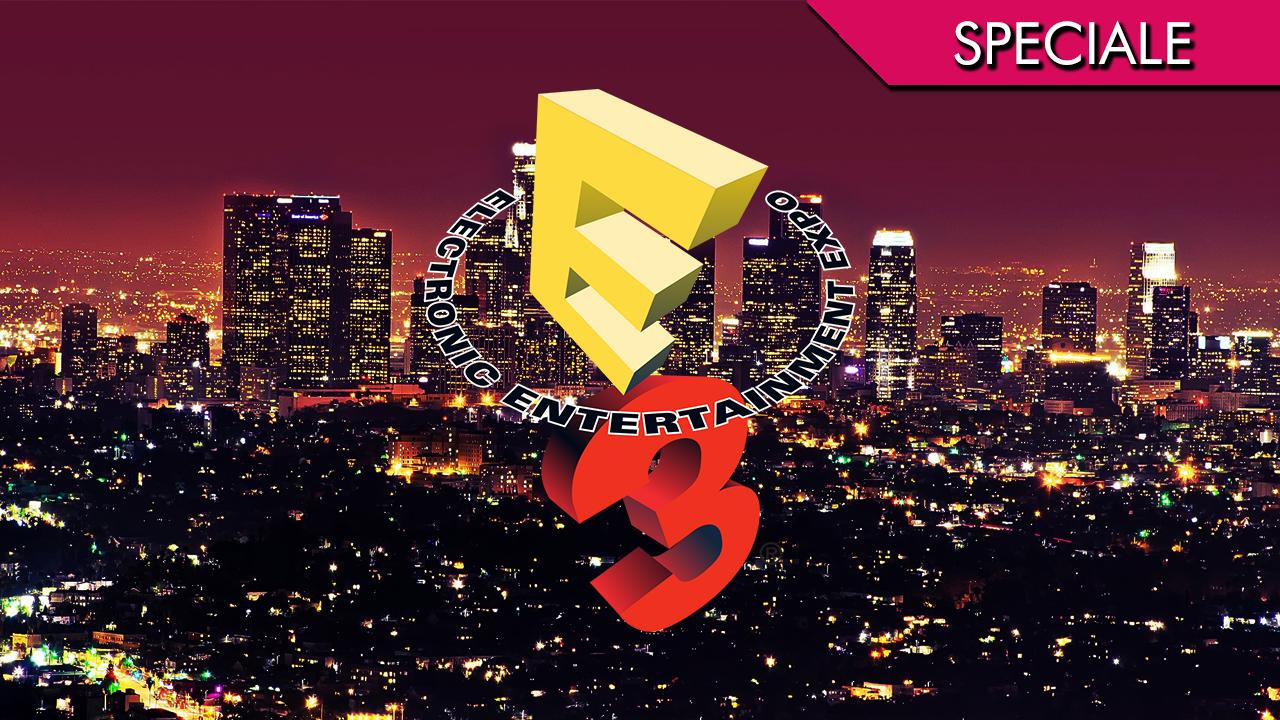 E3 2016 – Il prologo