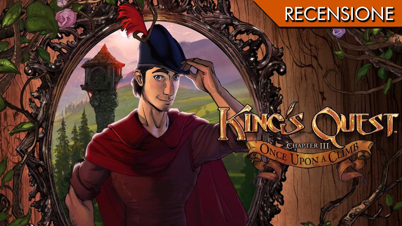 King's Quest: Chapter 3 – Due scarpe sono troppe anche per il piede di un re