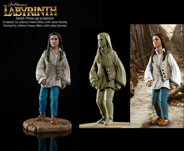 Labyirinth - La miniatura di Sarah