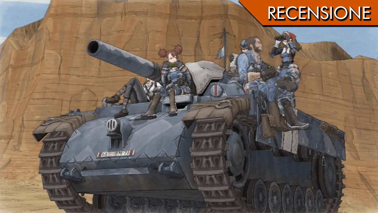 Valkyria Chronicles Remastered – Conflitto di anime