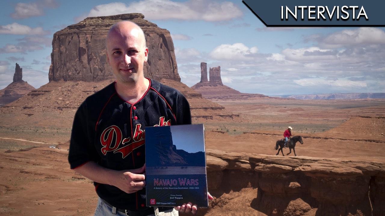 Joel Toppen – Intervista