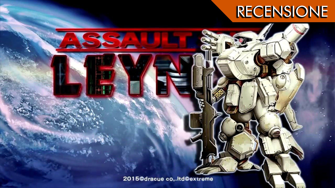 Assault Suit Leynos – Duro come il ferro