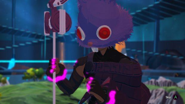 The Voice è il nostro solo compagno d'evasione. Funge anche da misterioso narratore e carburante per gli incubi.