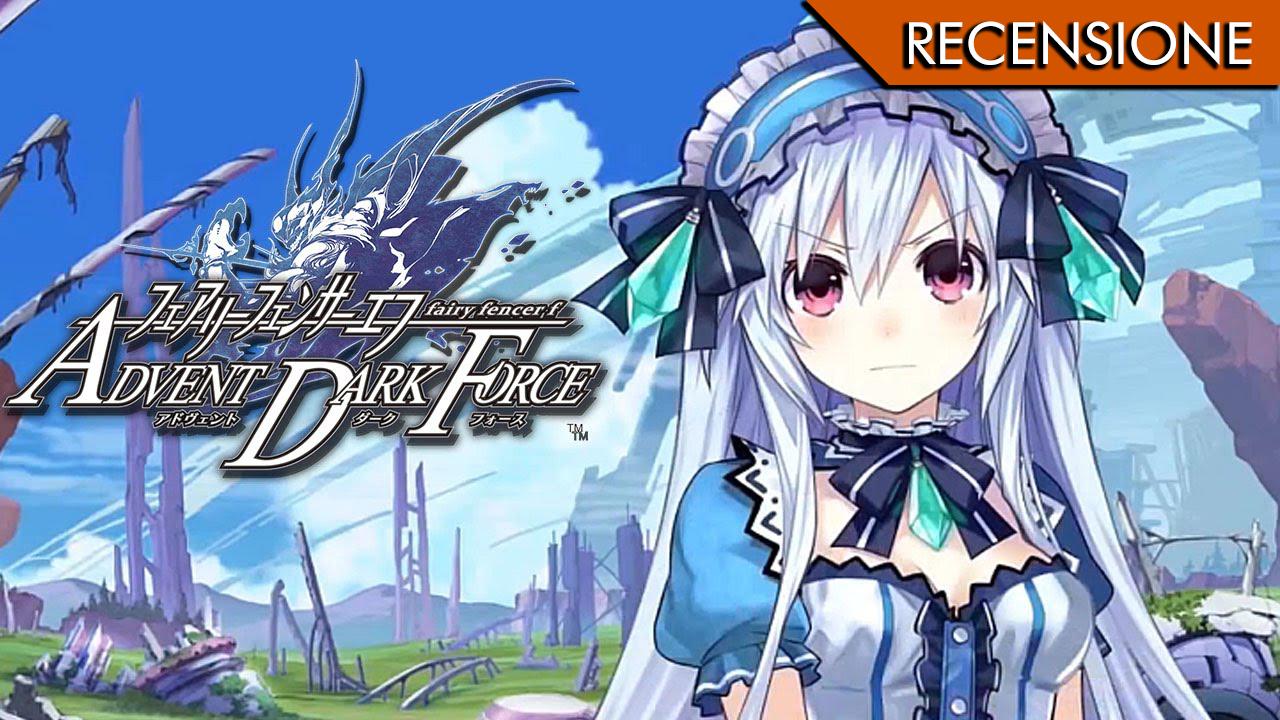 Fairy Fencer F: Advent Dark Force – Fate, Fantasy e Fansevice HD