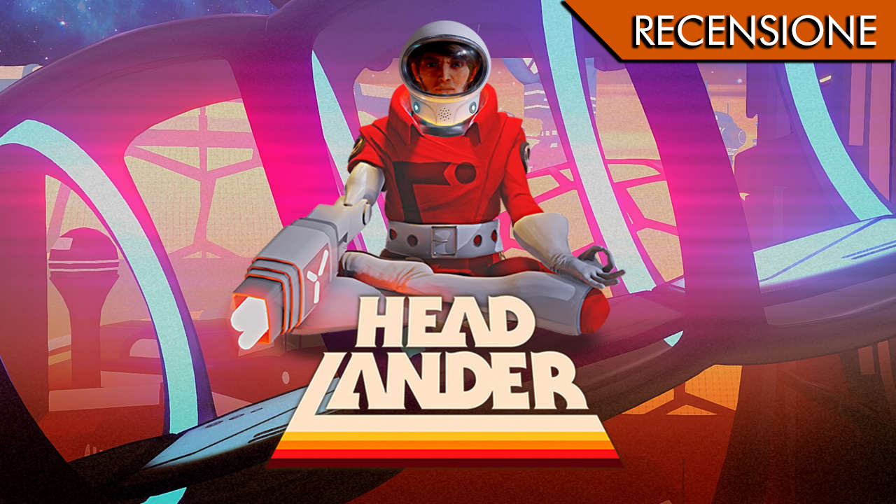 Headlander – Argento vivo!