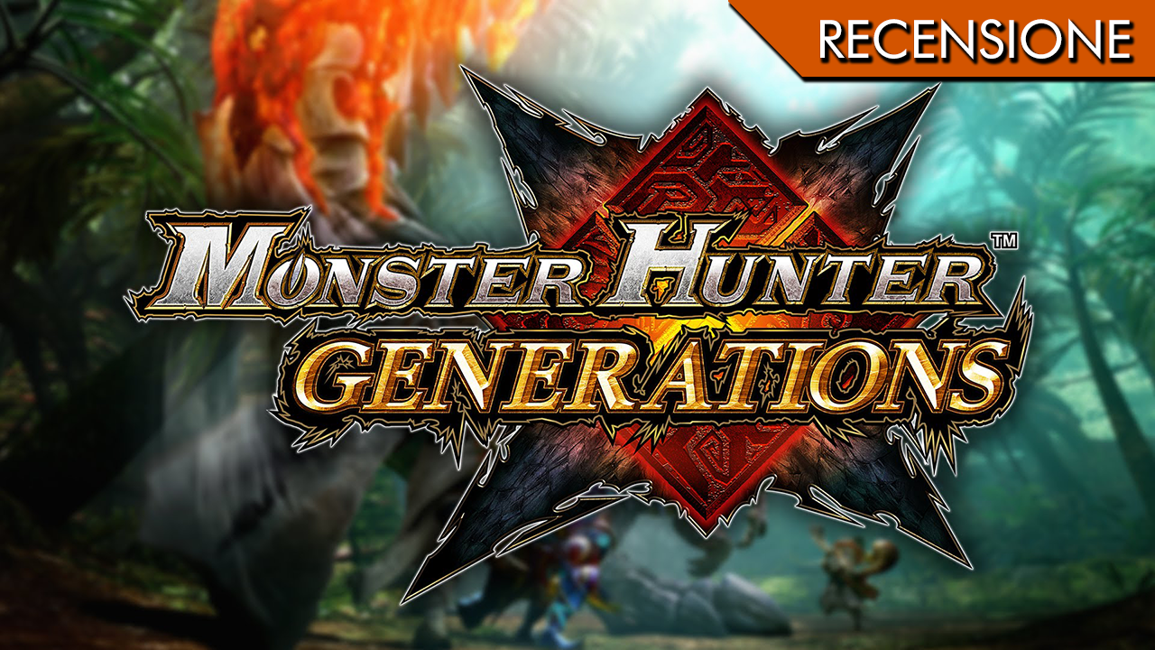Monster Hunter Generations – Colmare il gap generazionale
