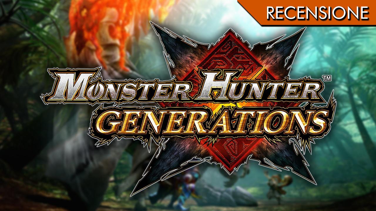 Monster Hunter Generations – Colmare il gap generazionale