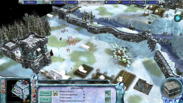Un insediamento base da cui partire per andare a conquistare le roccaforti nemiche