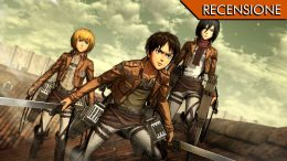 Attack on Titan Wings of Freedom - Recensione