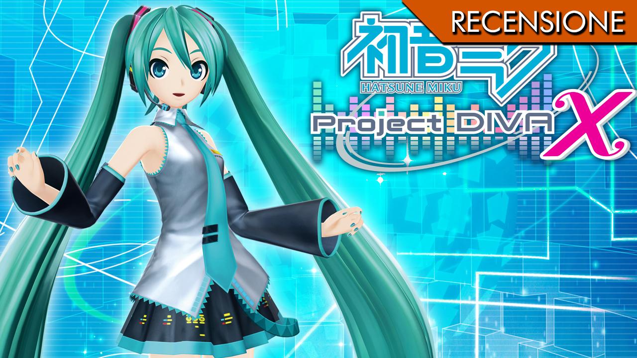 Hatsune Miku: Project DIVA X – Ballando con le stelle