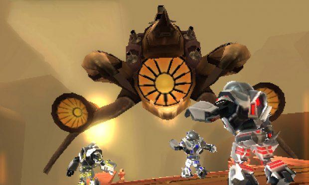 Dopo una sfilza di missioni pallose, vi cade addosso un boss spettacolare e divertentissimo da combattere.